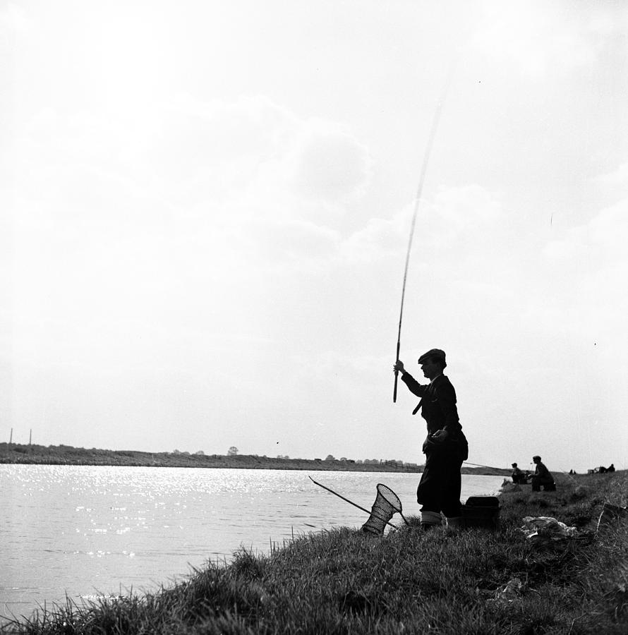Peterborough Fishing Photograph by Carl Sutton