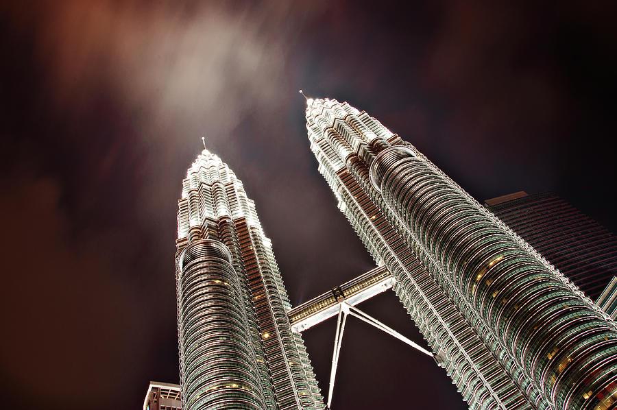 Petronas Towers Photograph by Smerindo schultzpax