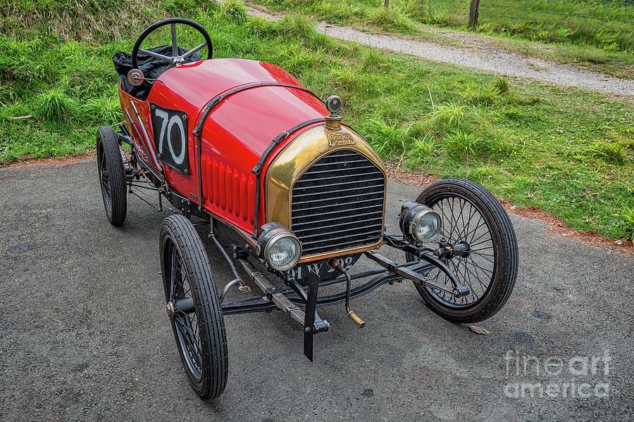 Peugeot Photograph - Peugeot Bebe 1913 by Adrian Evans