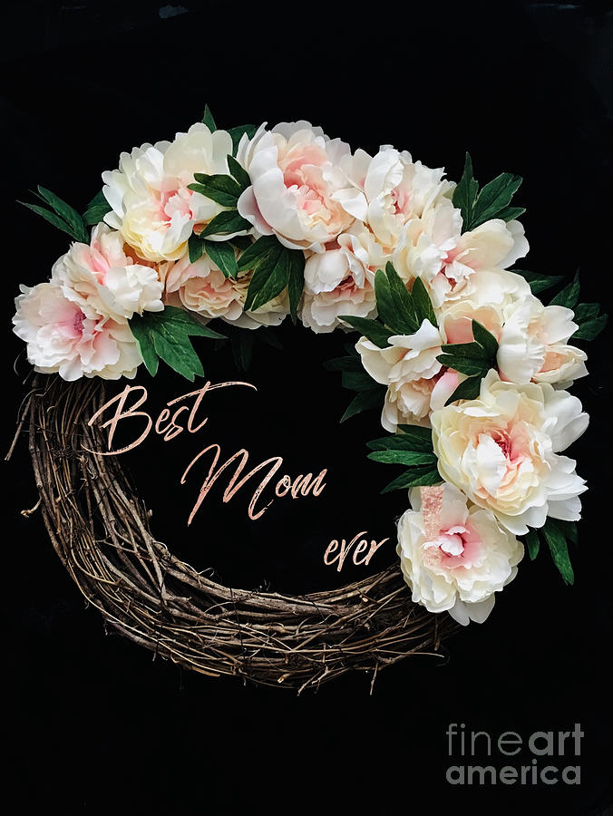 PG Best Mom Ever by Sheila McPhee