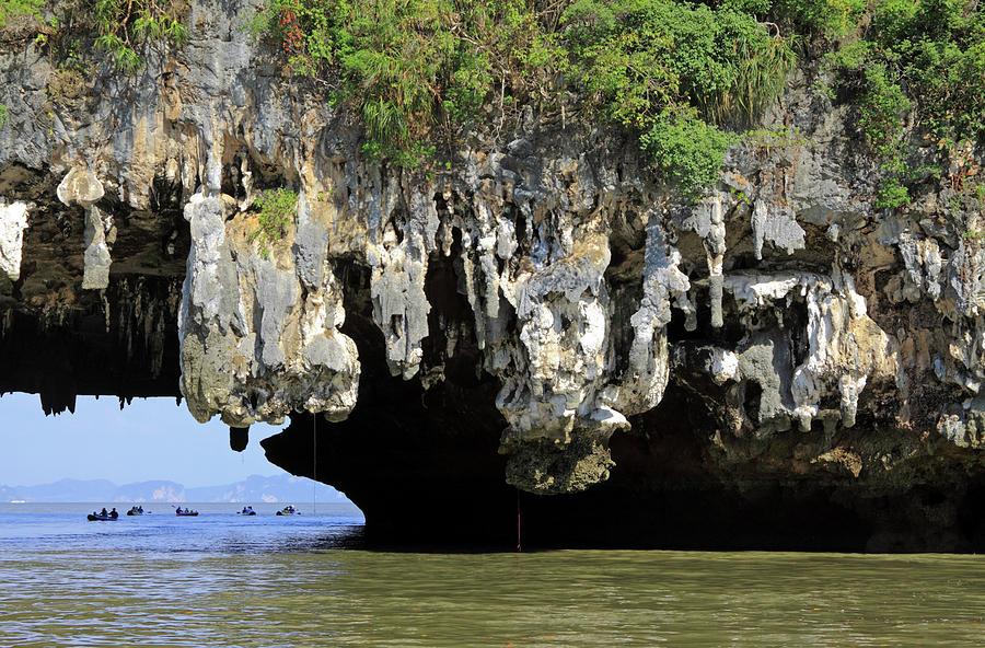 Phang Nga Bay Photograph by Orchidpoet
