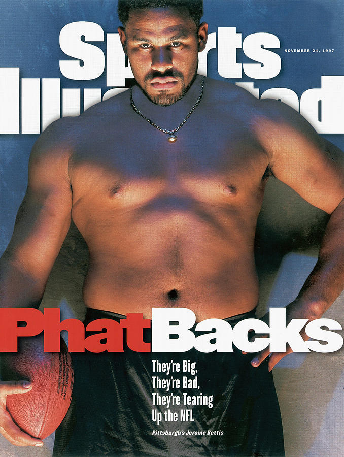 Phat Backs Theyre Big, Theyre Bad, Theyre Tearing Up The Nfl Sports Illustrated Cover Photograph by Sports Illustrated