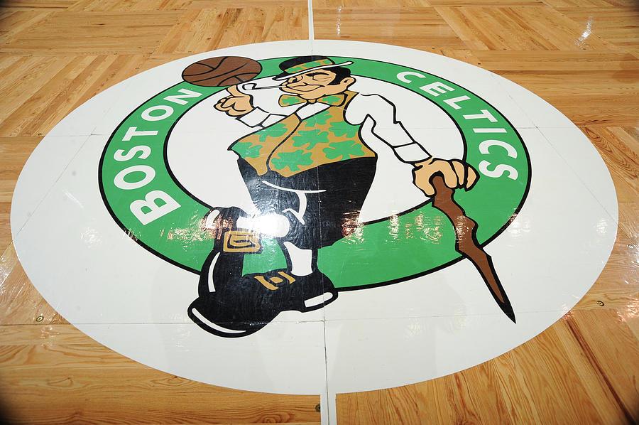 Philadelphia 76ers V Boston Celtics Photograph by Brian Babineau