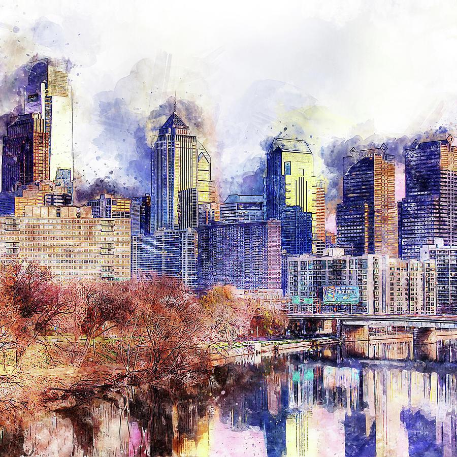 Philadelphia, Pennsylvania - 04 Painting