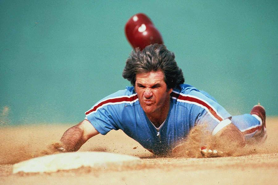 Philadelphia Phillies Photograph by Ronald C. Modra/sports Imagery