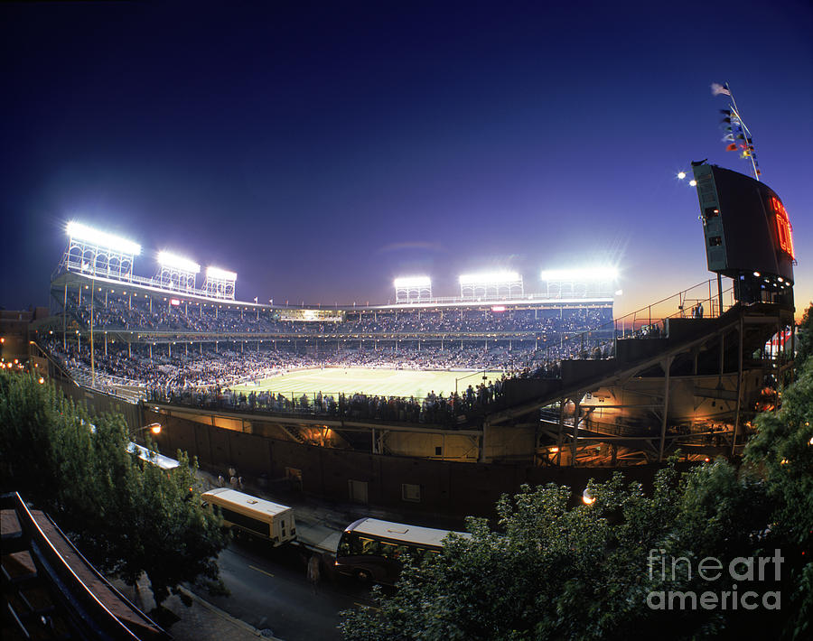 Philadelphia Phillies V Chicago Cubs Photograph by Jerry Driendl