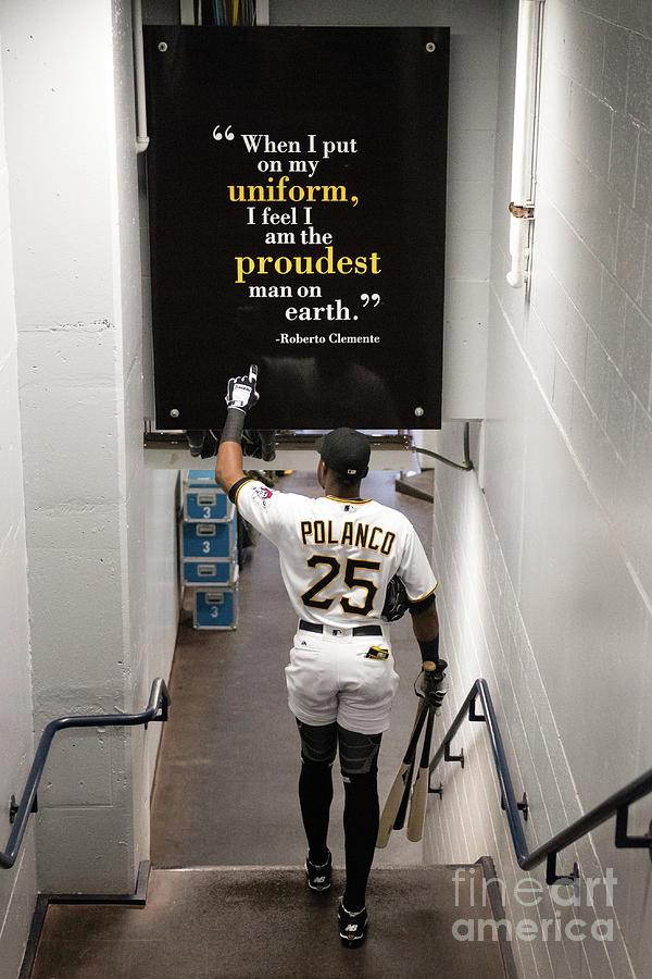 Philadelphia Phillies V Pittsburgh Photograph by Justin Berl
