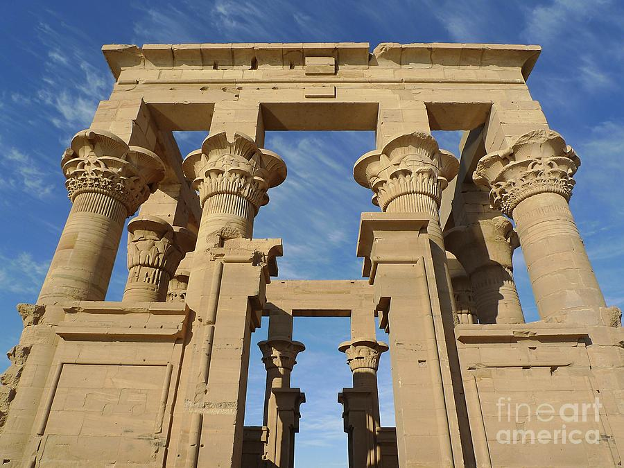 Egypt Photograph - Philae, Egypt by Unknown