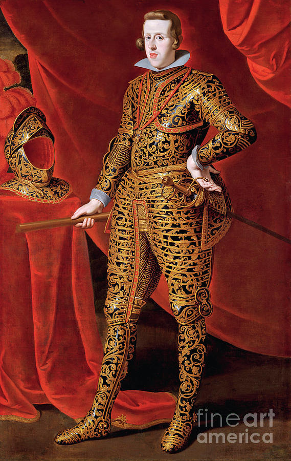 Philip Iv Photograph - Philip Iv Of Spain by Metropolitan Museum Of Art/science Photo Library