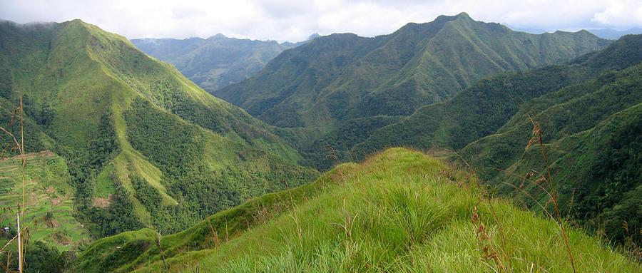 Philippines Banaue Photograph by David Bank