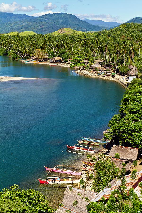 Philippines, Davao Oriental Province Photograph by John Seaton Callahan