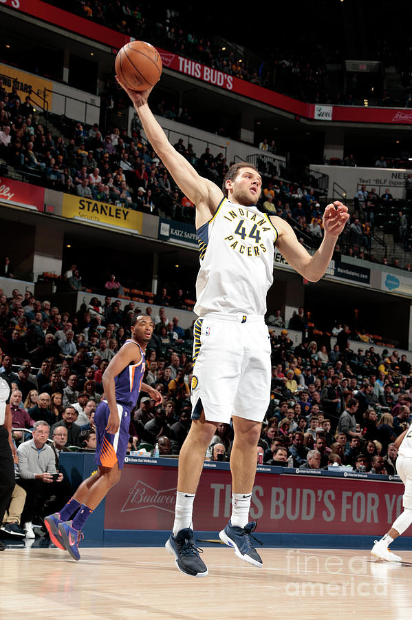 Phoenix Suns V Indiana Pacers Photograph by Ron Hoskins