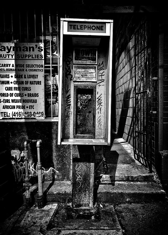Phone Booth No 2 by Brian Carson