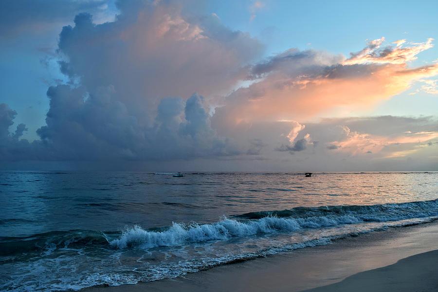 Photo 62 Beach sunset by Lucie Dumas