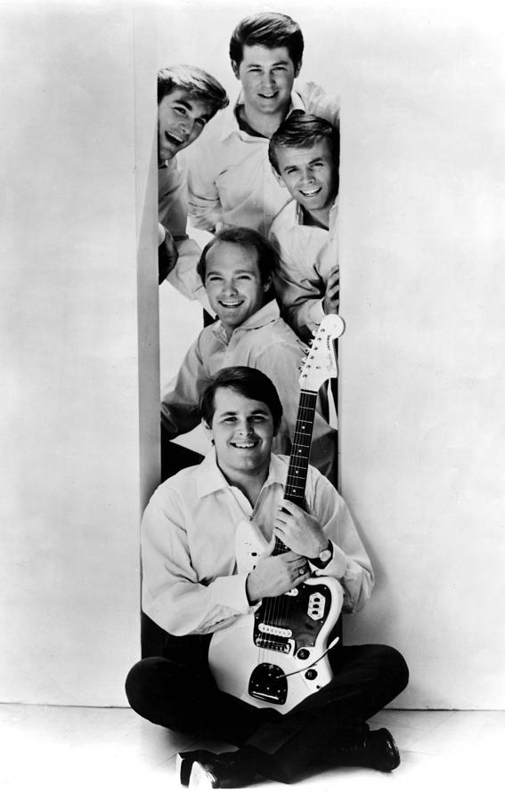 Photo Of Beach Boys And Al Jardine And Photograph by Ca