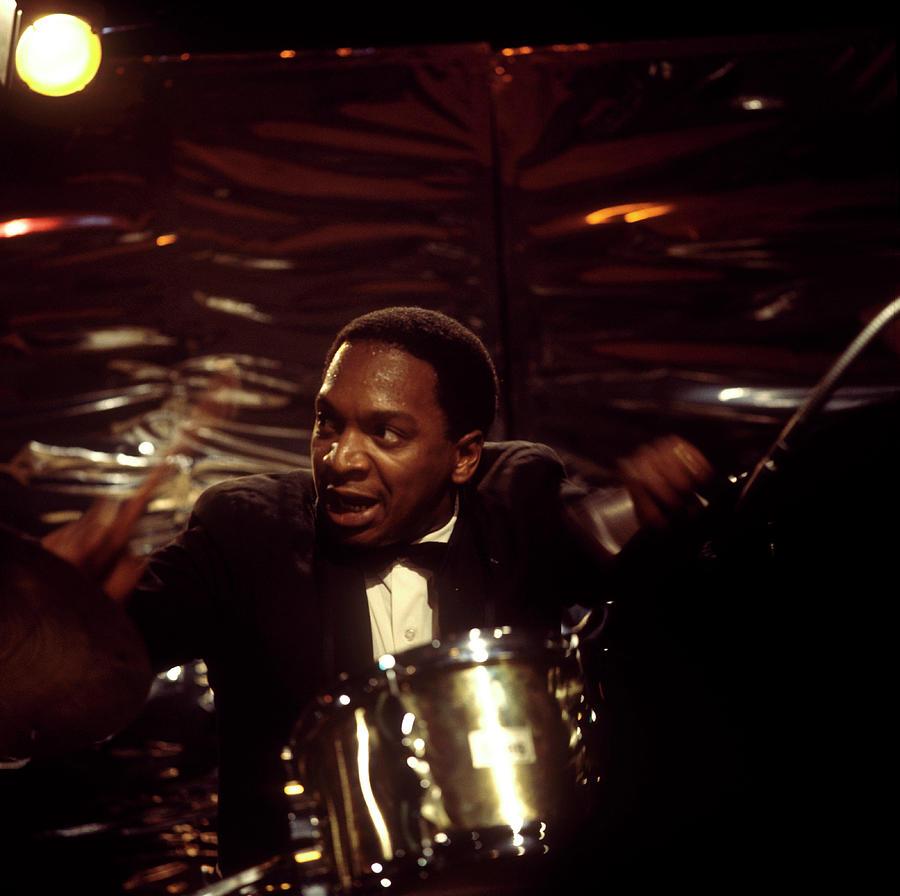 Photo Of Bobby Durham Photograph by David Redfern