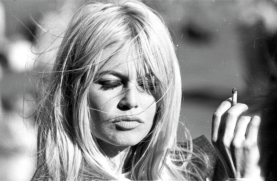 Photo Of Brigitte Bardot Photograph by Michael Ochs Archives