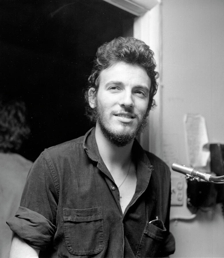 Photo Of Bruce Springsteen Photograph by Michael Ochs Archives