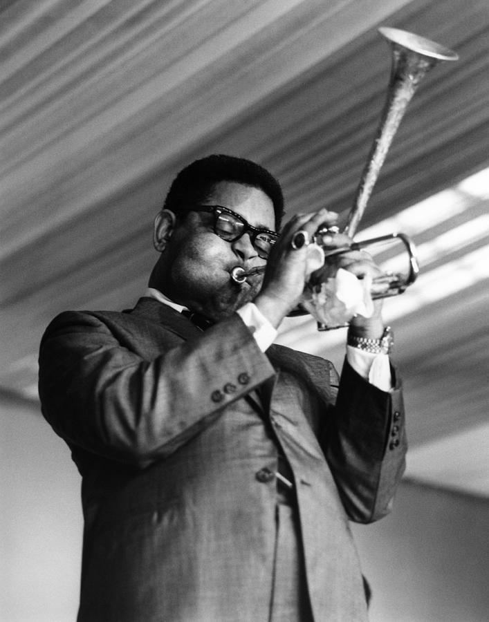Photo Of Dizzy Gillespie Photograph by David Redfern