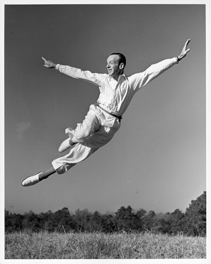 Photo Of Fred Astaire Photograph by Michael Ochs Archives