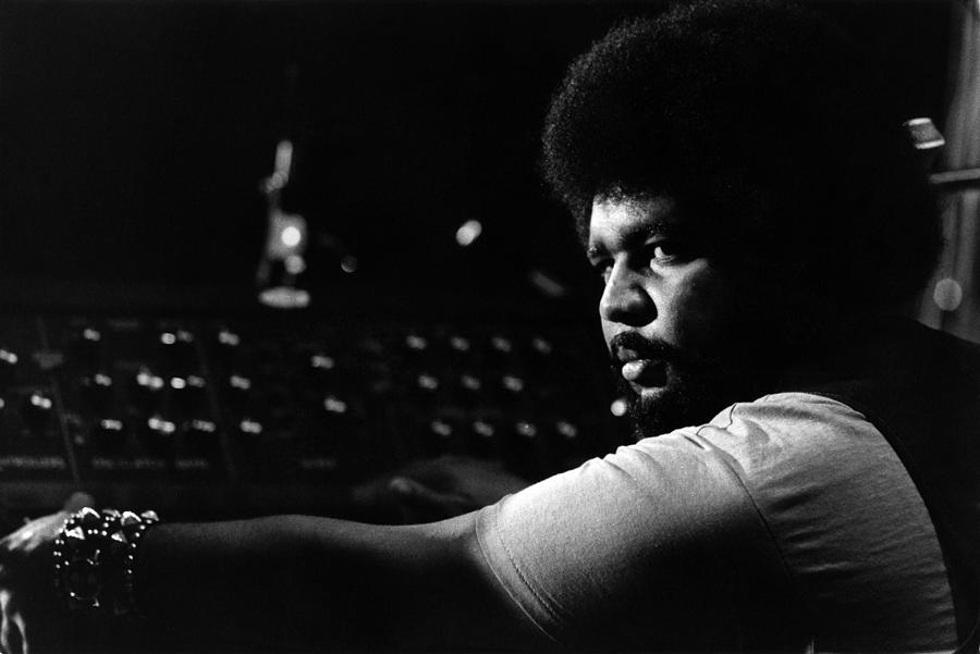 Photo Of George Duke Photograph by Andrew Putler