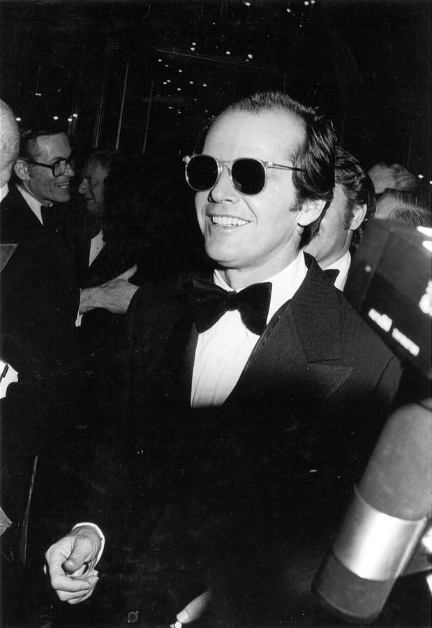 Photo Of Jack Nicholson Photograph by Michael Ochs Archives