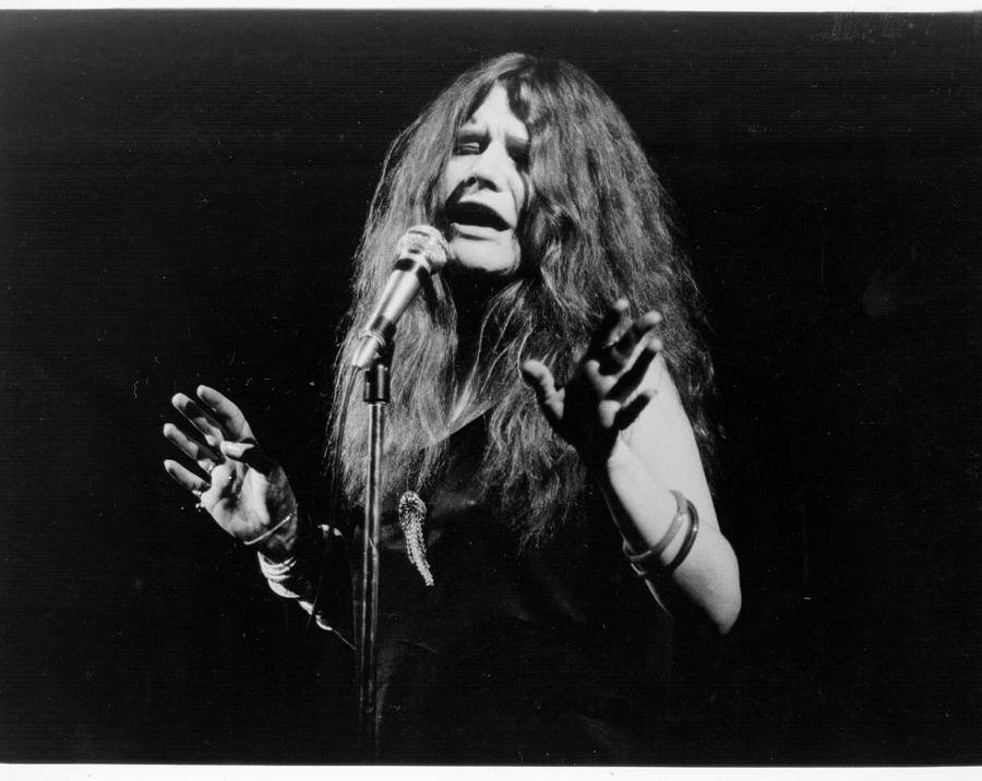 Photo Of Janis Joplin Photograph by Michael Ochs Archives