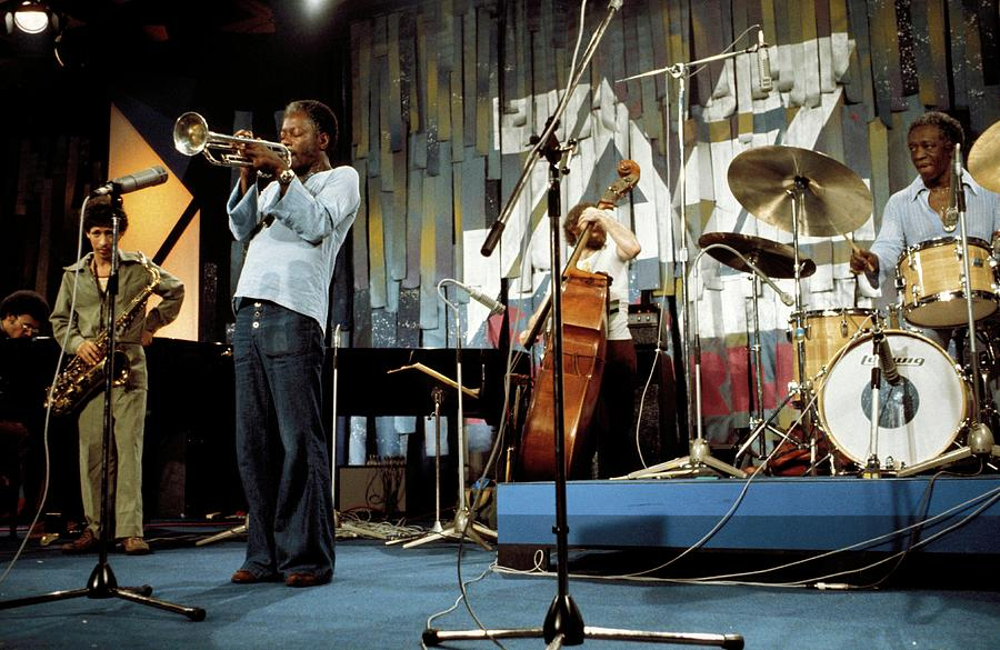 Photo Of Jazz Messengers And Art Blakey Photograph by Andrew Putler