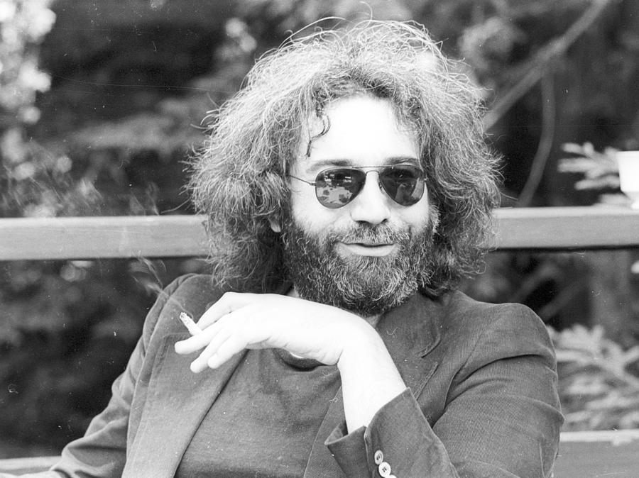 Photo Of Jerry Garcia Photograph by Michael Ochs Archives