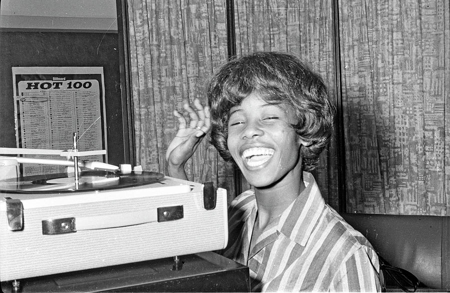 Photo Of Millie Small Photograph by Michael Ochs Archives
