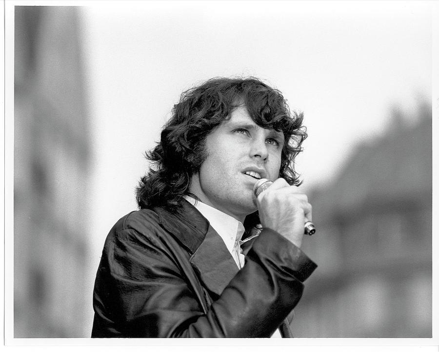 Photo Of Morrison Jim Photograph by Michael Ochs Archives