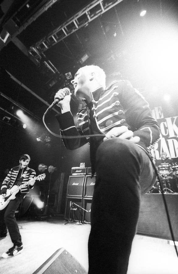 Photo Of My Chemical Romance Photograph by Stephen Albanese