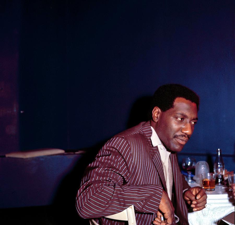 Photo Of Otis Redding Photograph by Ca