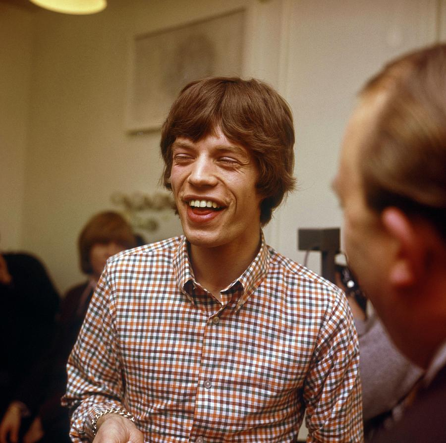 Photo Of Rolling Stones And Mick Jagger Photograph by David Redfern