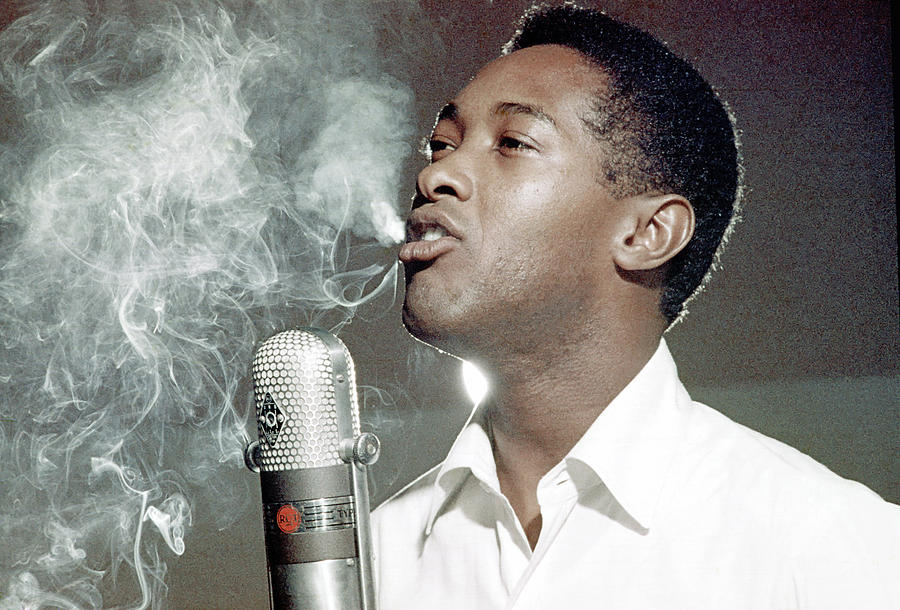 Photo Of Sam Cooke Photograph by Michael Ochs Archives
