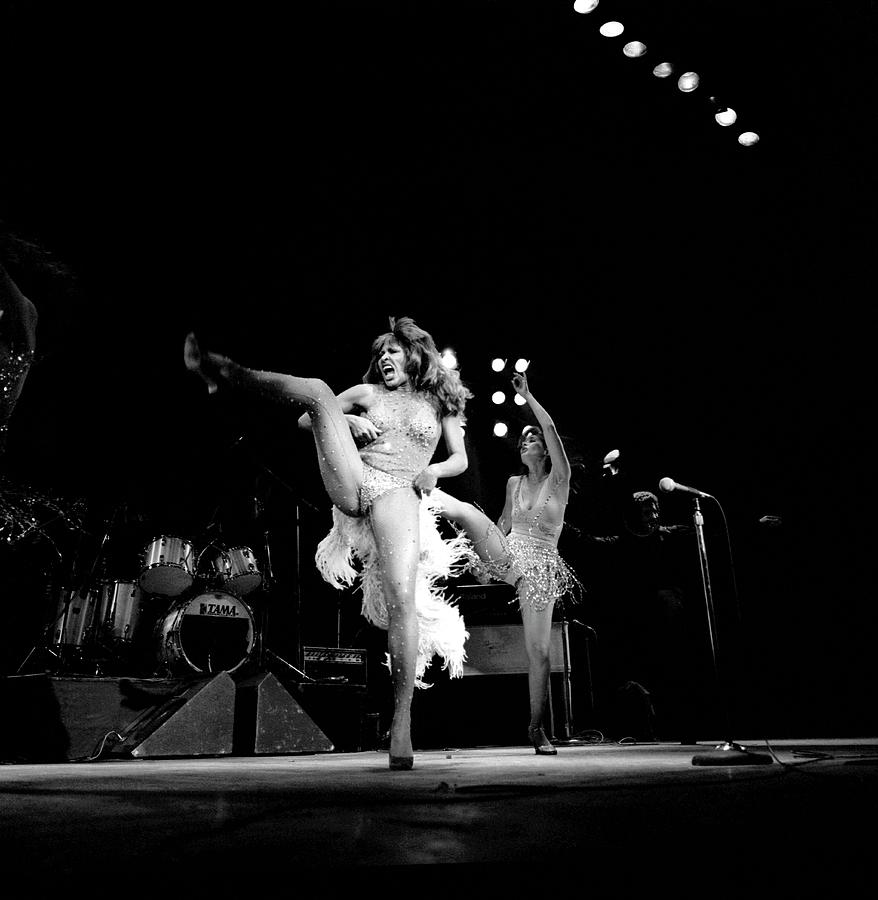 Photo Of Tina Turner Photograph by David Redfern