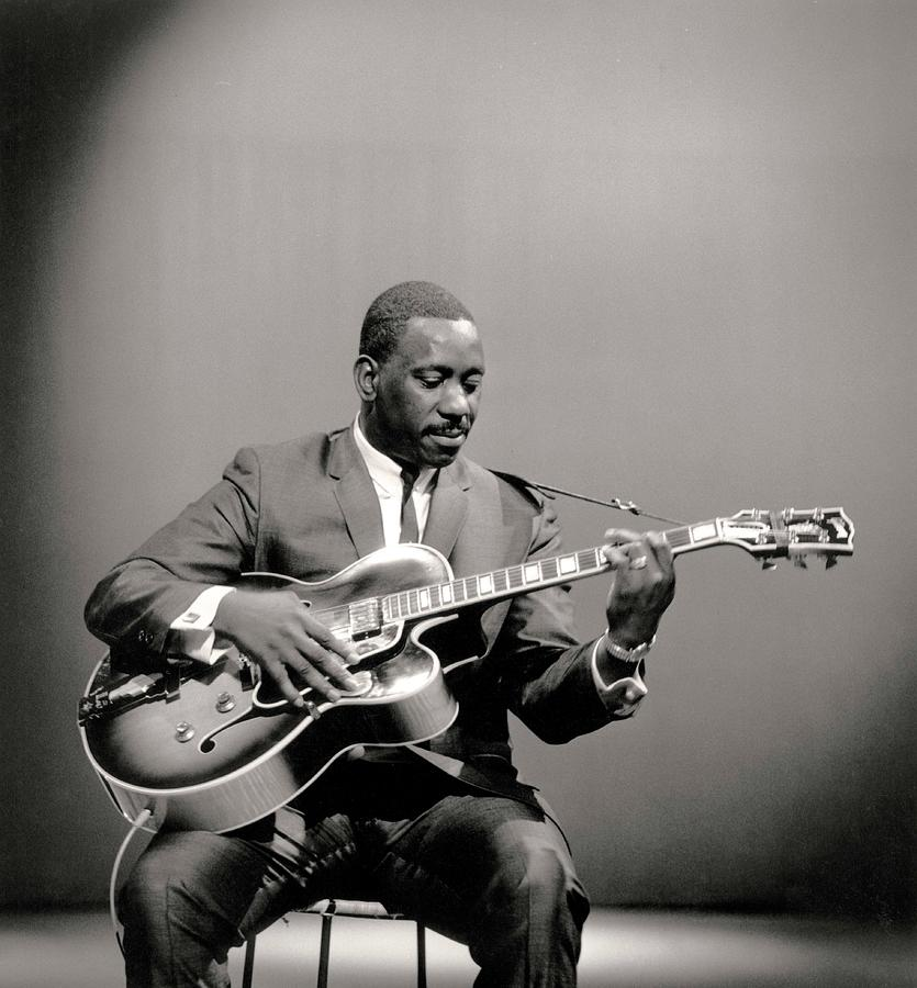Photo Of Wes Montgomery Photograph by David Redfern