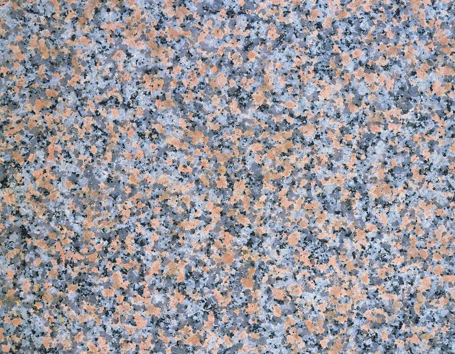 Photography Of Granite, Stone Material Photograph by Daj