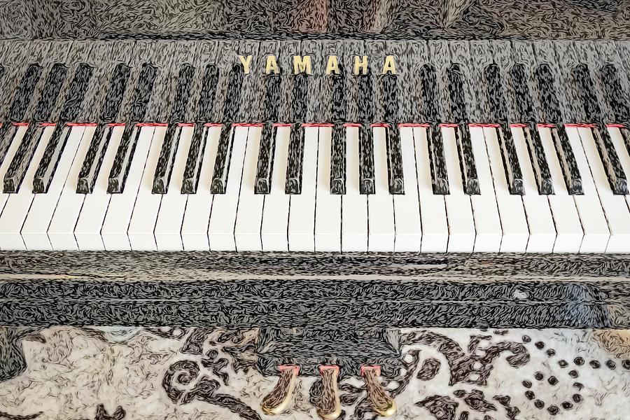 Piano Man by Wade Brooks
