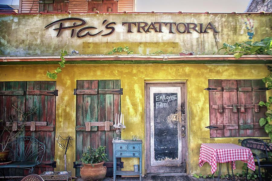 Pia's Trattoria by Jolynn Reed