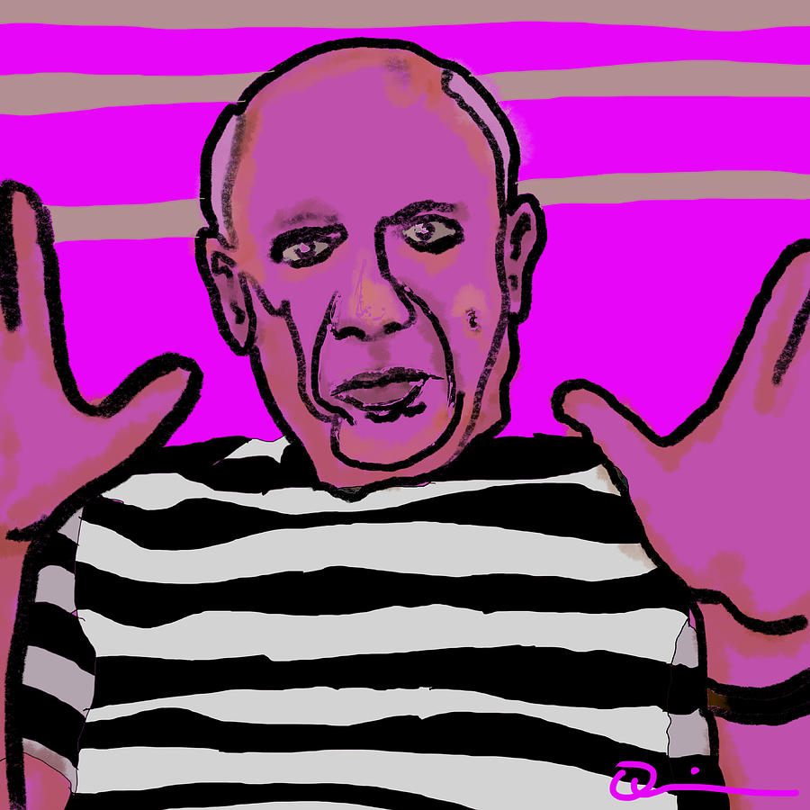 Picasso by Jeff Quiros