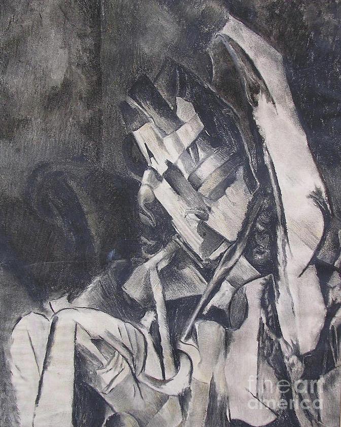 Picasso Study by Rosanne Licciardi