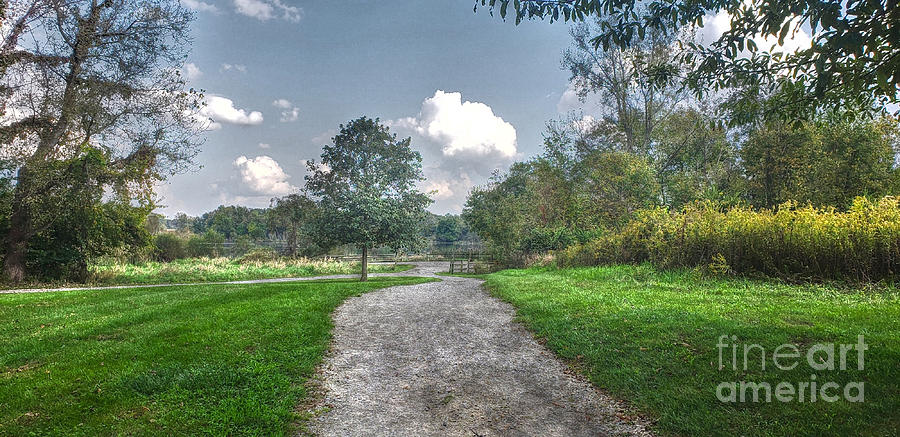 Pickerington Ponds Walkway by Jeremy Lankford
