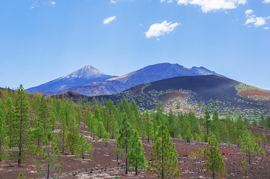 Pico del Teide in the Teide National Park by Sun Travels