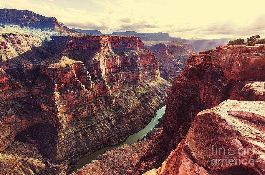 Wanderlust Photograph - Picturesque Landscapes Of The Grand by Galyna Andrushko