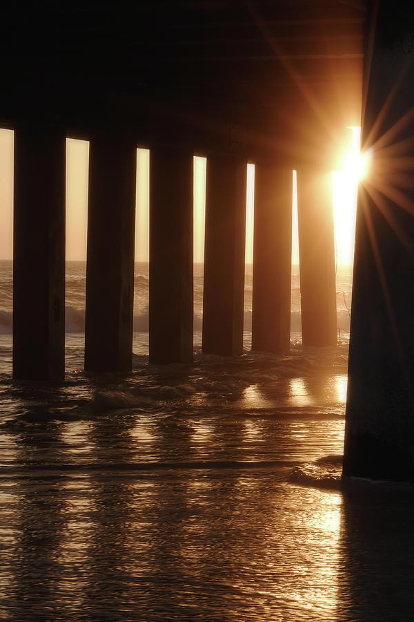 Pier Light by Davin McLaird