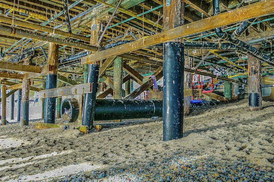 pier underworld 9 by Kenneth James