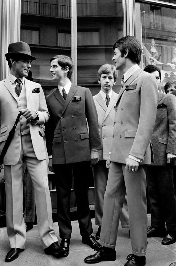 Pierre Cardin Fashion Collection For Men Photograph by Giancarlo Botti