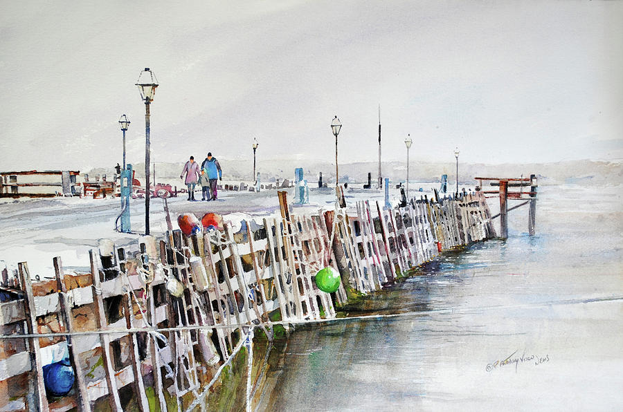 Piers to be Cold by P Anthony Visco