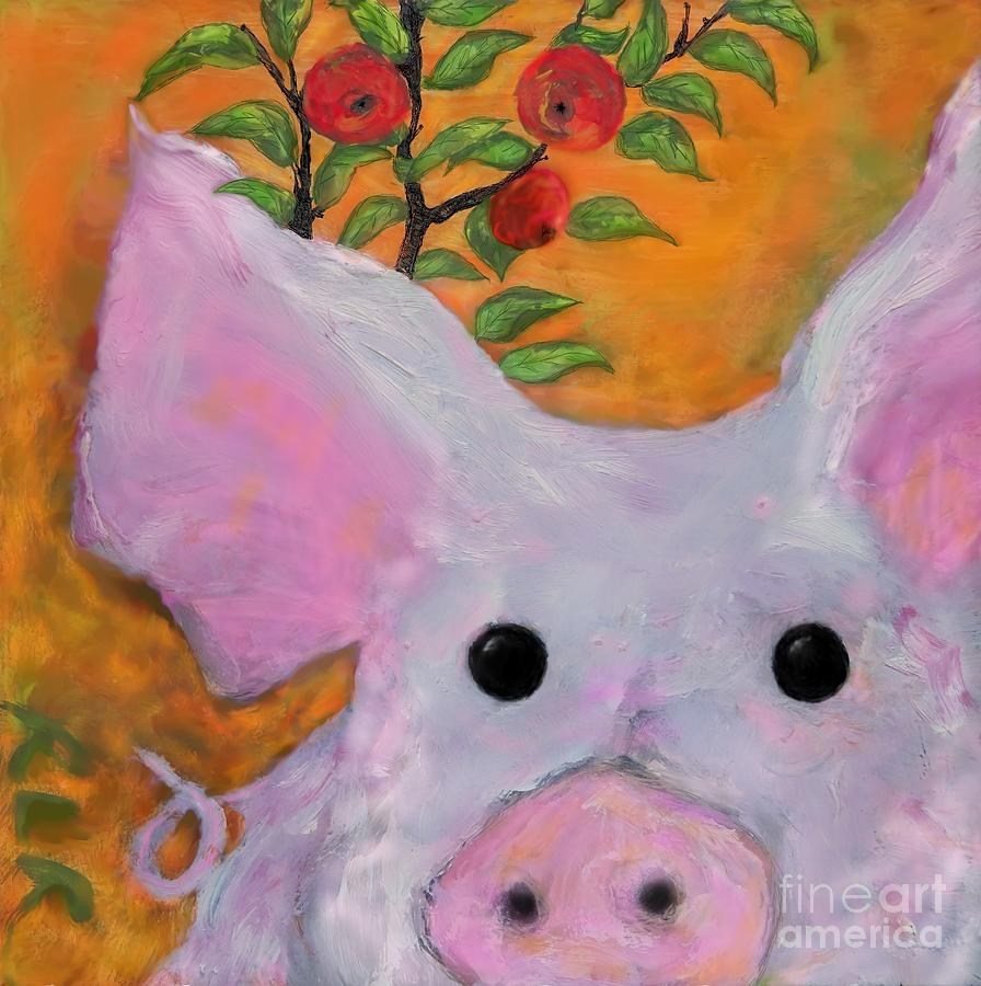 pig by REINA RESTO